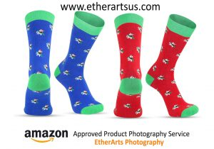 Socks - Product Photography