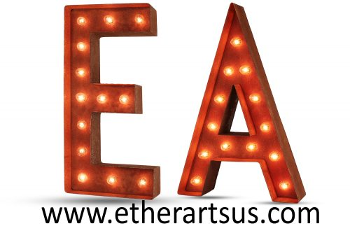 EtherArts Product Photography