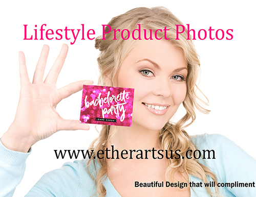 Lifestyle Product Photography Service