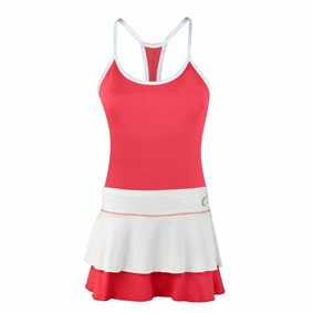 Tennis Dress On Ghost Mannequin